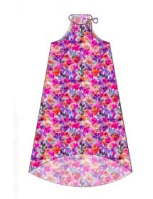Cotazur - Vestito Flower CTZMINI0761
