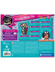 Clementoni - Crazy Chic - Lovely Make Up - Cerbiatto 18631