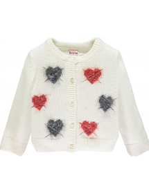 Brums Cardigan tricot con...