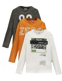 Mek Set 3 t-shirt in jersey...