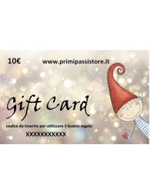 Gift Card 10,00€