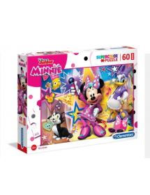 Puzzle MAXI MINNIE HAPPY HELPER Supercolor MAX 60pz.