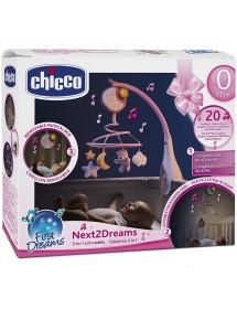 Chicco Next2Dreams Giostrina rosa