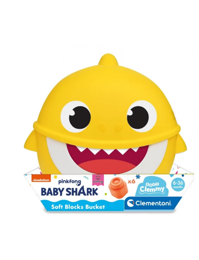 BABY SHARK CLEMMY SMALL 17427