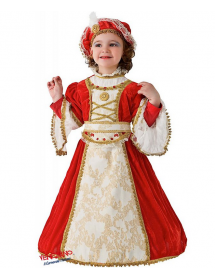 Elisa di Rivombrosa Baby in velluto cod.2130
