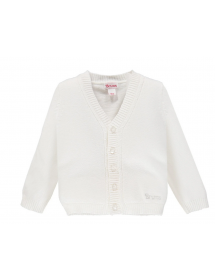 Brums Cardigan in tricot  Panna 000BBHC001 961