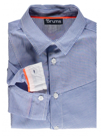 Brums Camicia rigata insertata 201bddc003 902