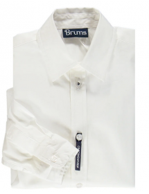 Brums Camicia popeline 201BFDC006 001