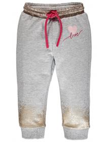 Bums - Pantalone felpa leggera stampa lamina 211bebm001 817