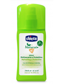 Chicco - Spray Rinfrescante...