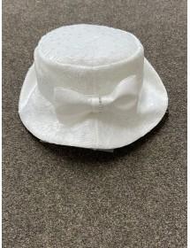Visconte - Cappello rocio bianco