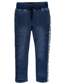 Brums - Pantalone jog denim 211bfbm003 148