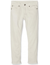 Brums - Pantalone Drill Stretch col. panna