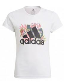 Adidas - T shirt con stampa gm8376