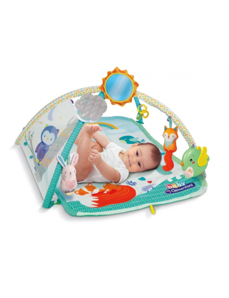 PLAY WITH ME SOFT ACTIVITY GYM