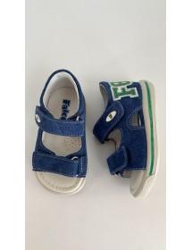 Falcotto - Sandalo dept azzurro