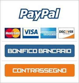 Modalità di pagamento
